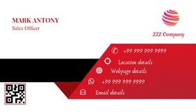 Business Card Visitekaartje template
