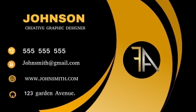 Business card Kartu Bisnis template
