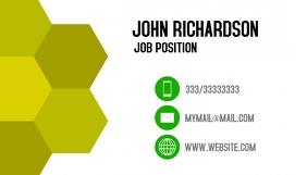 Business Card Job นามบัตร template