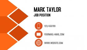 Business Card Job