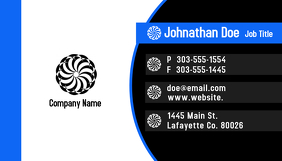 1400 customizable design templates for business card postermywall business card wajeb Choice Image