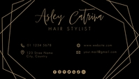 Business Card template Carte de visite