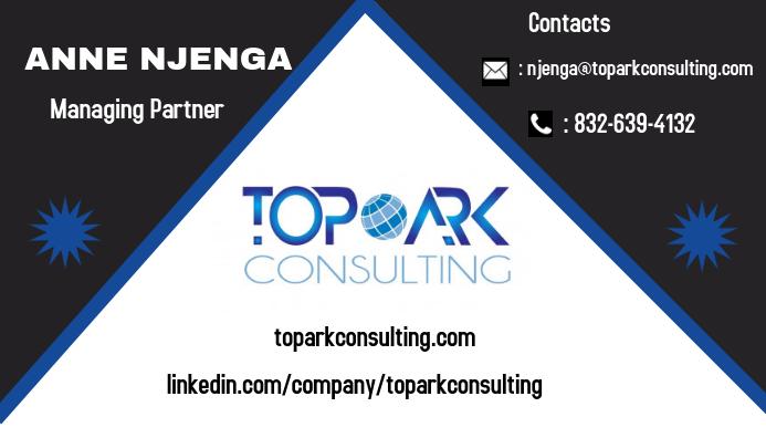 Business cards Visitkort template