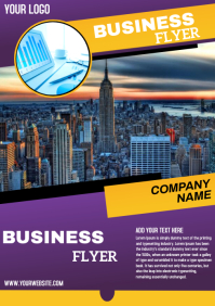 BUSINESS COMPANY A4 template