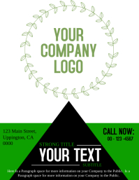 Business / Company Flyer Template