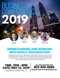 Amazing Business Conference Flyer