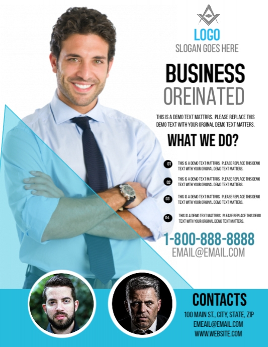 Technology Management Image: Copy Of Business Consulting Services