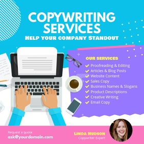 Business Copywriting Instagram Post