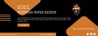 Business cover design Facebook-coverfoto template