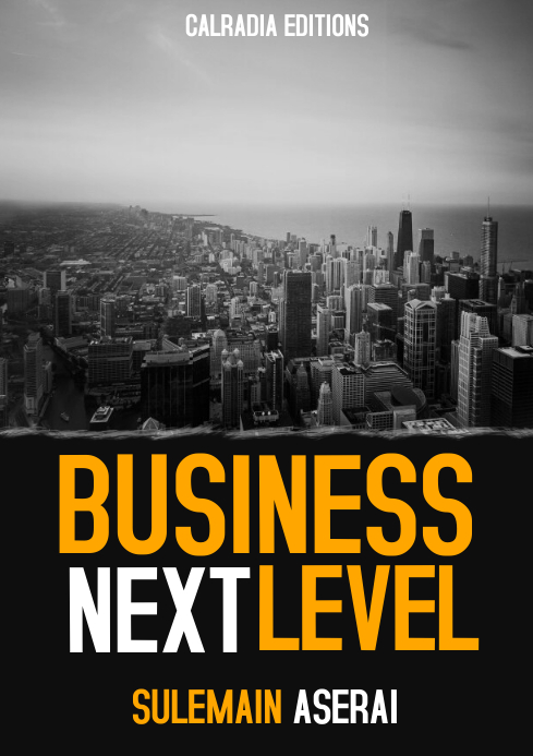 business e book related book cover A4 template