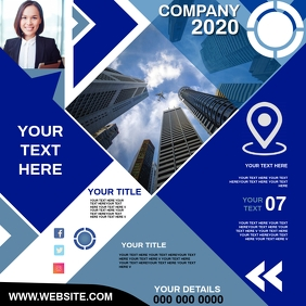 BUSINESS EVENT ad advert TEMPLATE