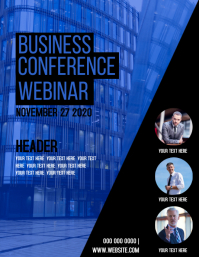 BUSINESS Event Template Flyer (US Letter)