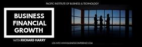 BUSINESS FINANCIAL GROWTH Intestazione e-mail template