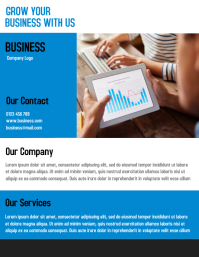 Business Flyer Templates Design