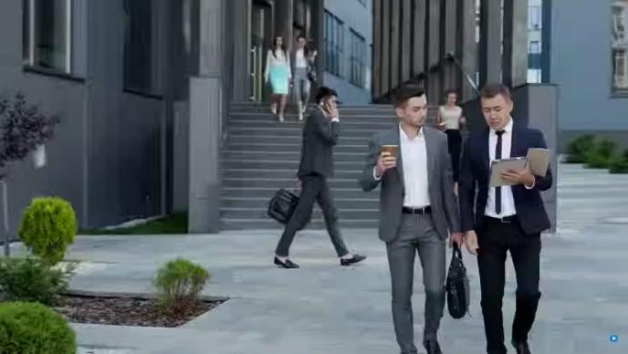 business friendship Gambar Mini YouTube template