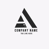 Business logo โลโก้ template