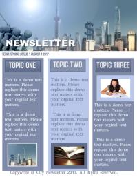 Business Newsletter