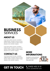Business Online Marketing Office Services ad