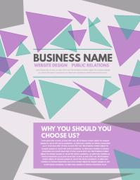 business poster design