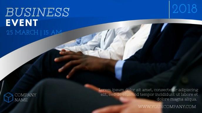 Business Seminar Video Template