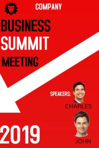 Business summit meeting