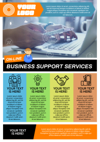 BUSINESS SUPPORT POSTER
