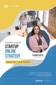 Business Webinar Poster/Flyer