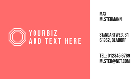 Modern and Clean Businesscard Design, easy too use and modify.