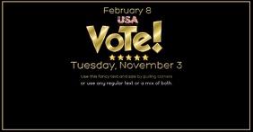 Facebook Vote Election