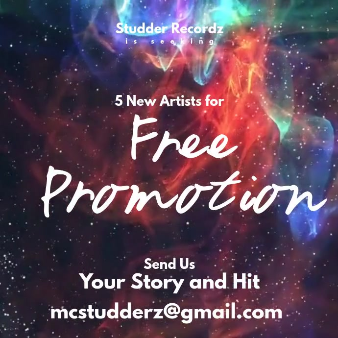 Free Promo Instagram-bericht template