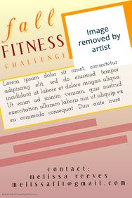 Fall Fitness Challenge