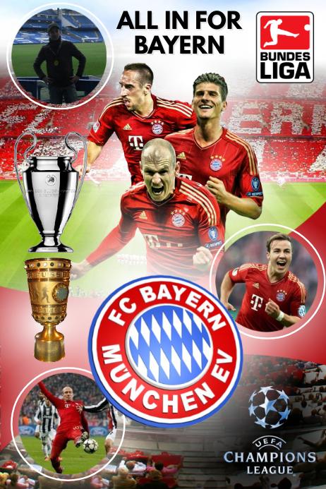 Bayern Munchen Poster