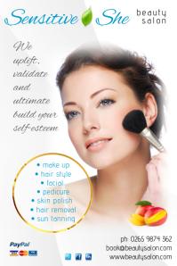 Beauty Salon Poster