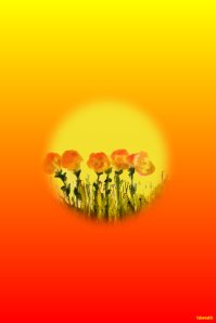 Wild Flowers customizable poster @postermywall