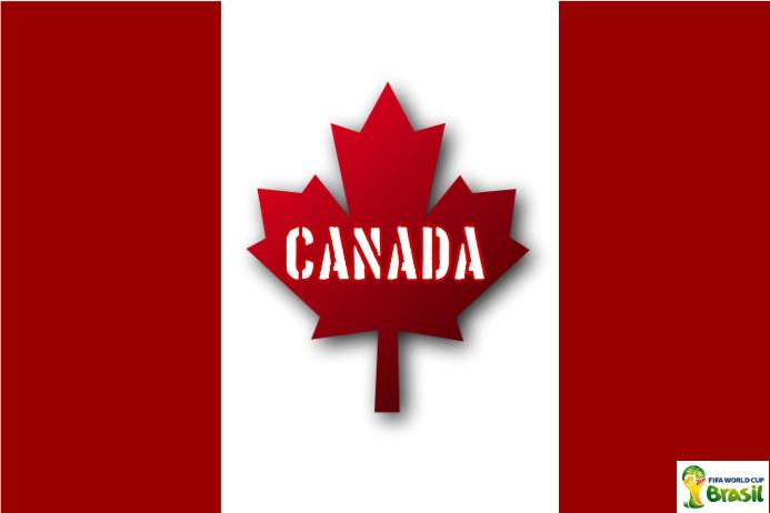 Canada Flag - World Cup