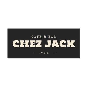 Cafe Bar Logo template
