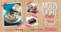 Café Promo Facebook Post Template