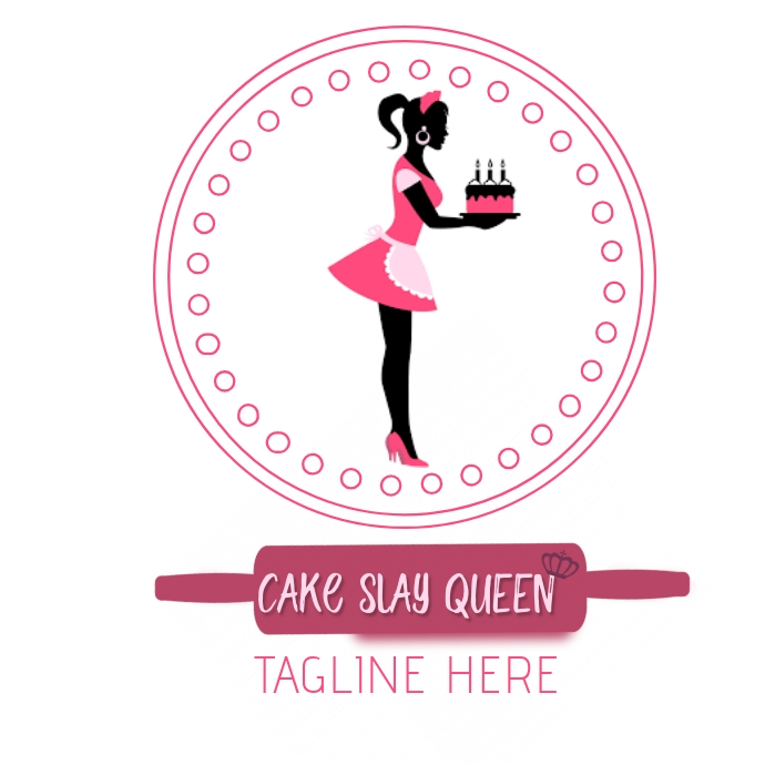 CAKE/BAKERY LOGO template