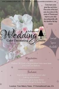 Cake Decorating Course