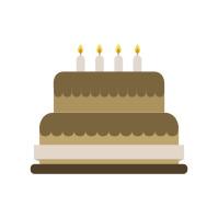 Cake Ilogo template