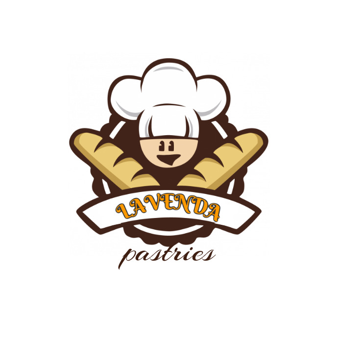 Cake Shop Pastry Bakery logo / template