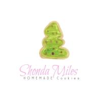 Cake Slice Bakery Logo template