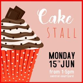 Cake Stall Instagram