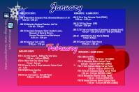 Calendar Jan/Feb