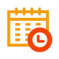 Calendar Logo template