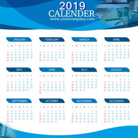Calender 2019
