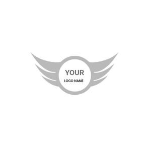 Camera logo โลโก้ template