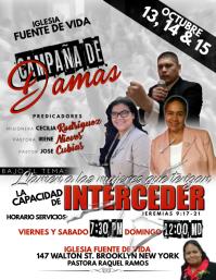 CAMPAÑA DE DAMAS