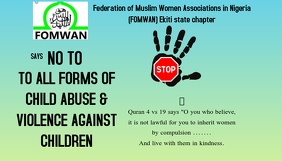 Campaign against Child abuse and Rape