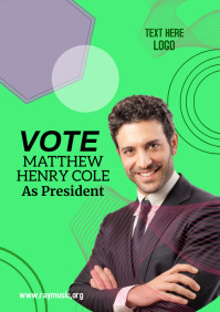 Campaign elections posters1
